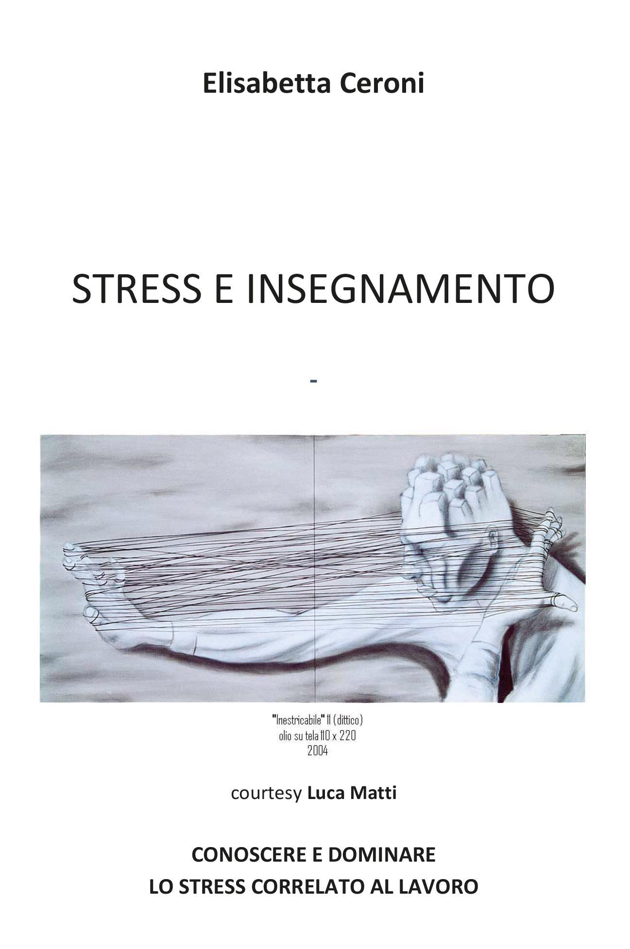 Stress e insegnamento