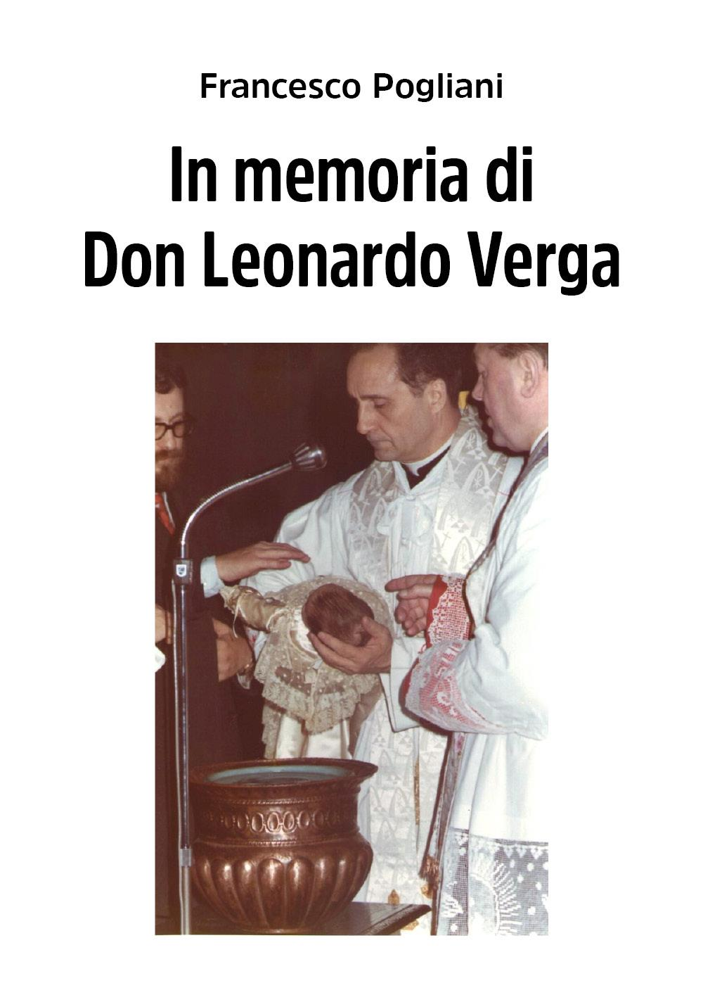 In memoria di Don Leonardo Verga