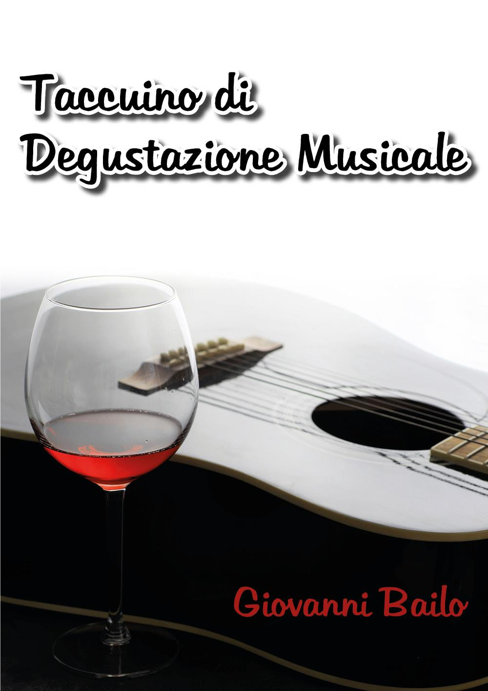 Taccuino di Degustazione Musicale