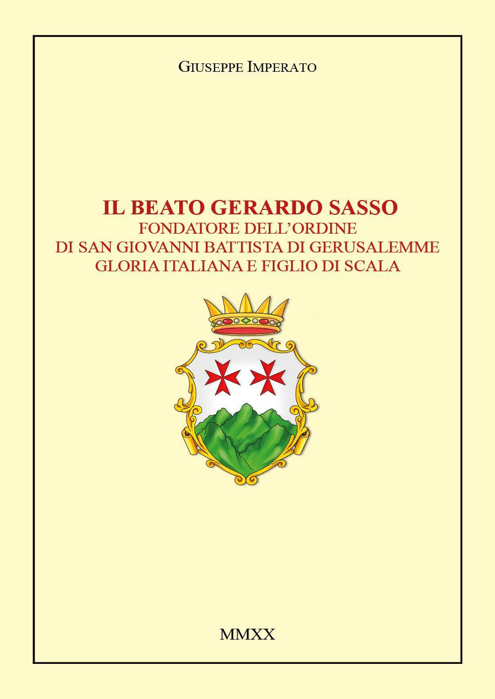 Il Beato Gerardo Sasso