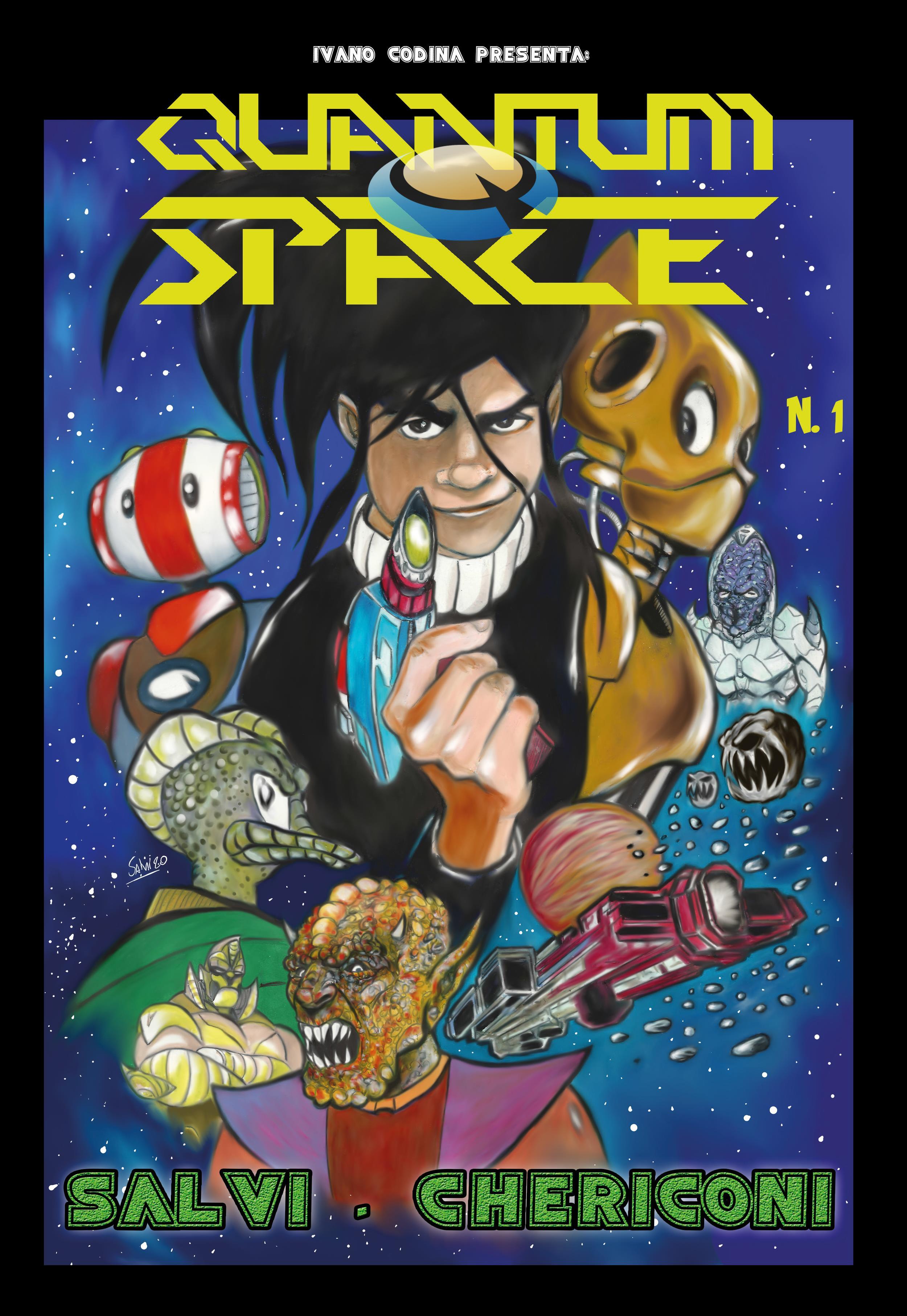 Quantum Space numero 1