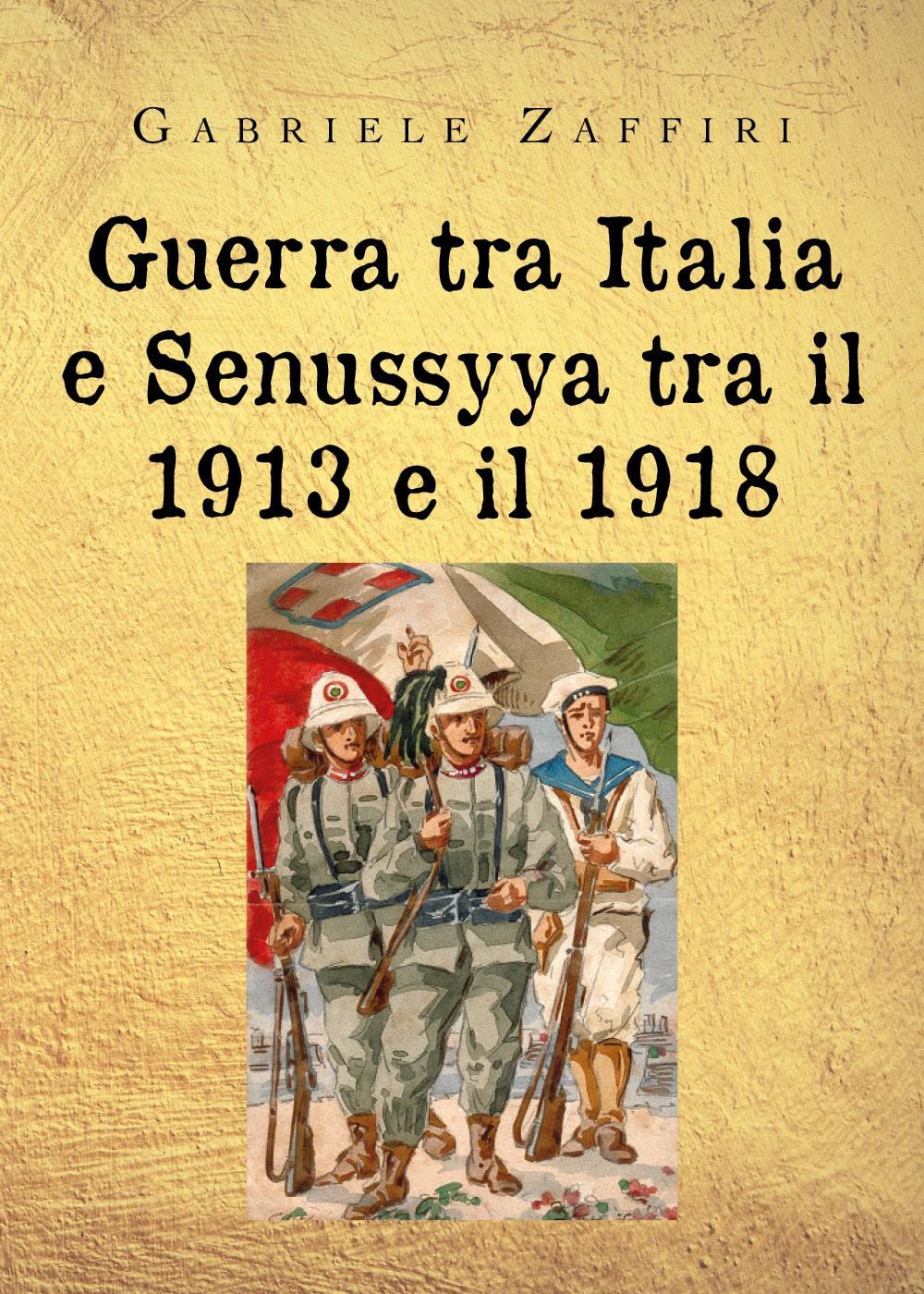 Guerra tra Italia e Senussyya tra il 1913 e il 1918