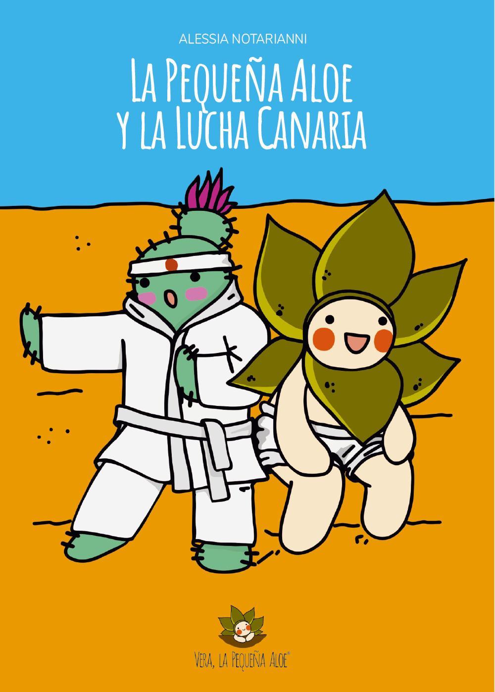 La Pequeña Aloe y la Lucha Canaria