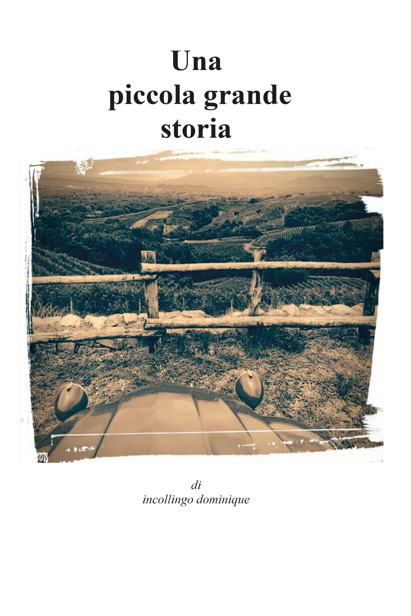 Una piccola grande storia