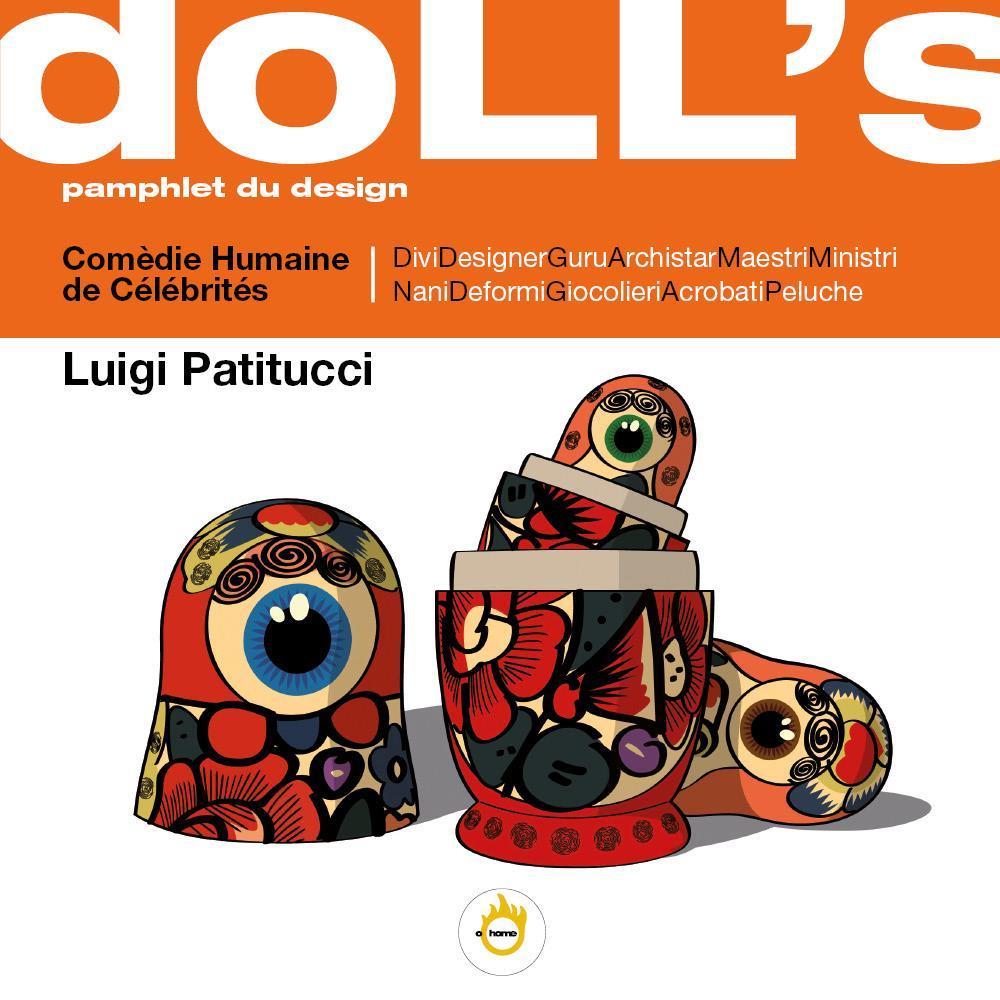Doll's. Pamphlet du design