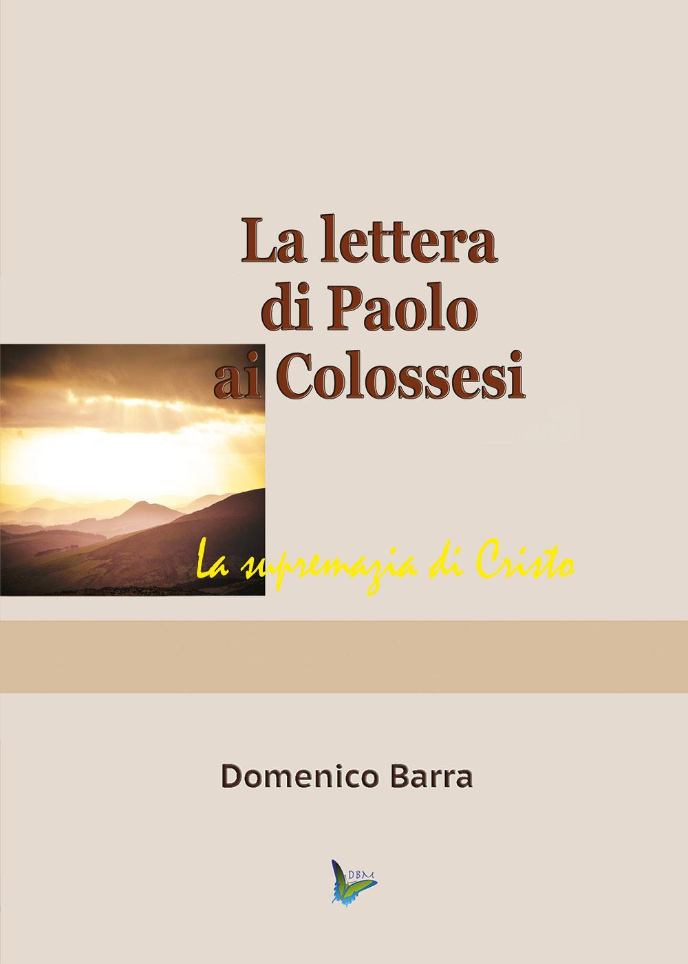La lettera di Paolo ai Colossesi