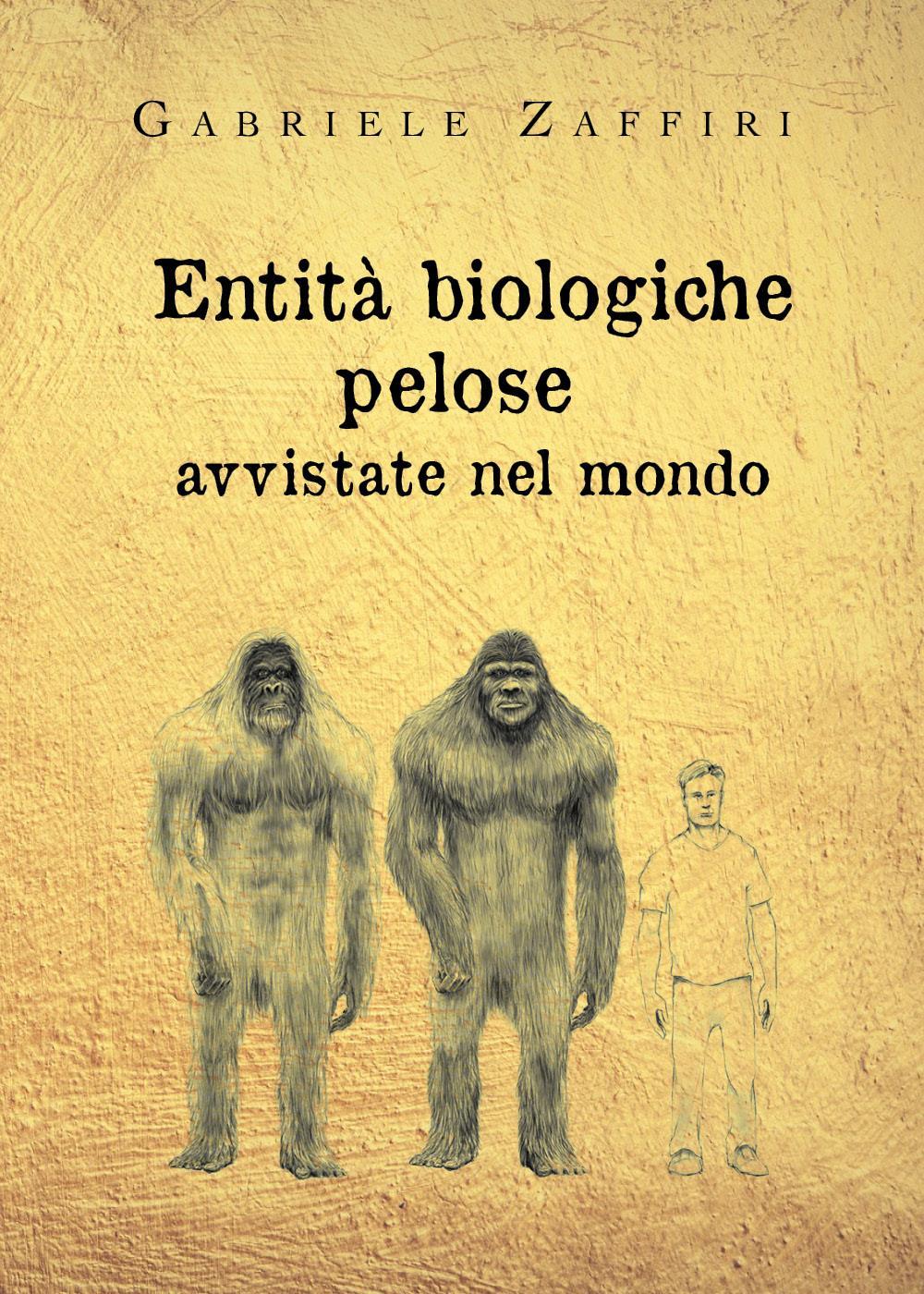 Entità Biologiche Pelose avvistate nel mondo