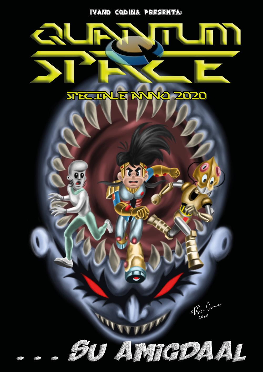 Quantum Space Speciale anno 2020
