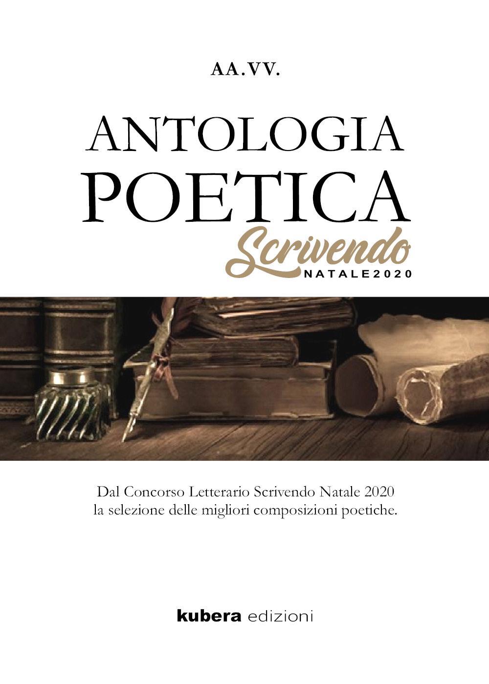 Antologia Poetica. Scrivendo Natale 2020