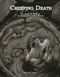 Creeping death. For the setting the endless night