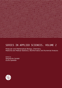 Molecular and mathematical biology, chemistry, medicine and medical statistics, bioinformatics and numerical analysis