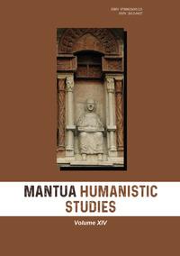 Mantua humanistic studies