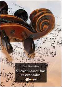 Giovani esecutori in orchestra