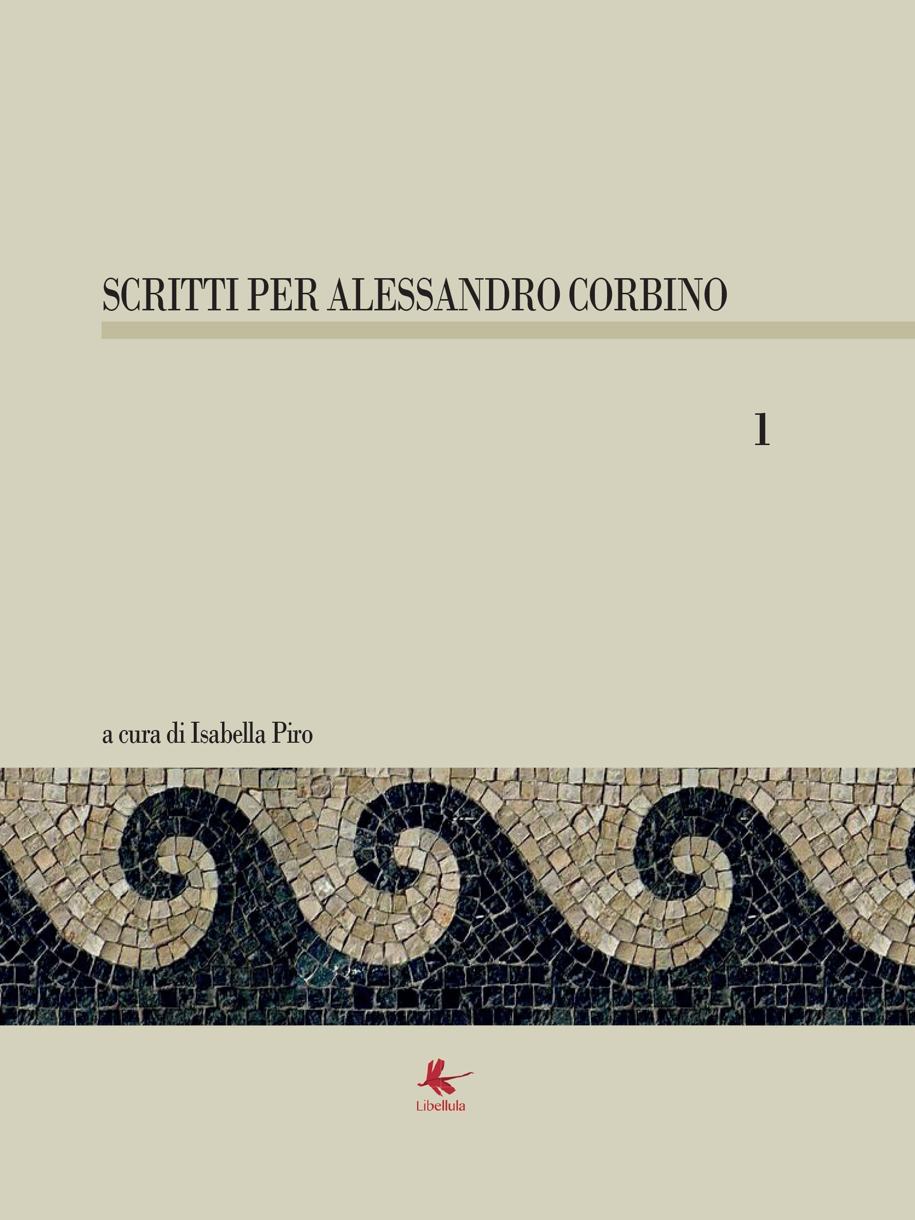 Scritti per Alessandro Corbino - Volume 1