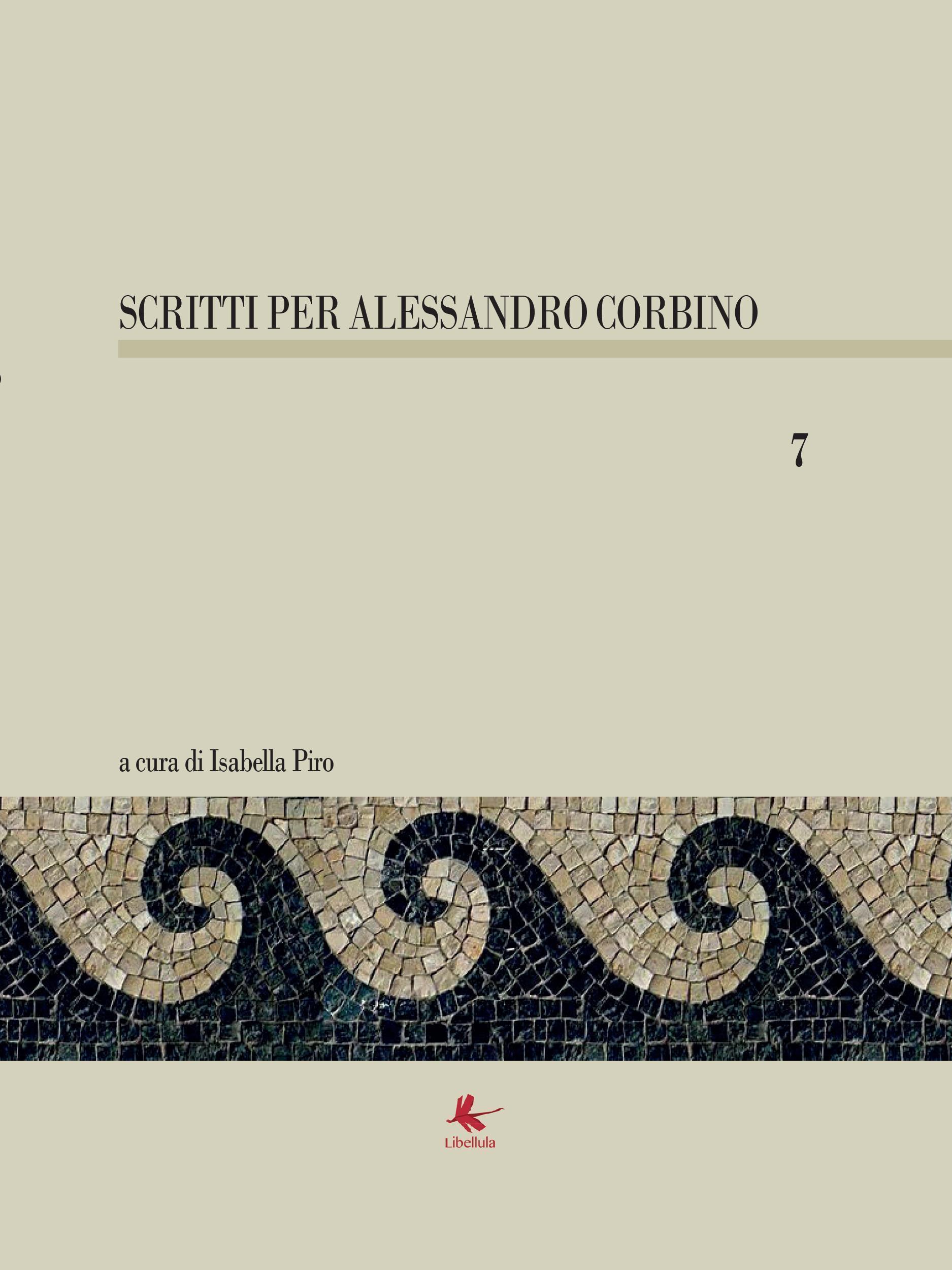 Scritti per Alessandro Corbino - Volume 7