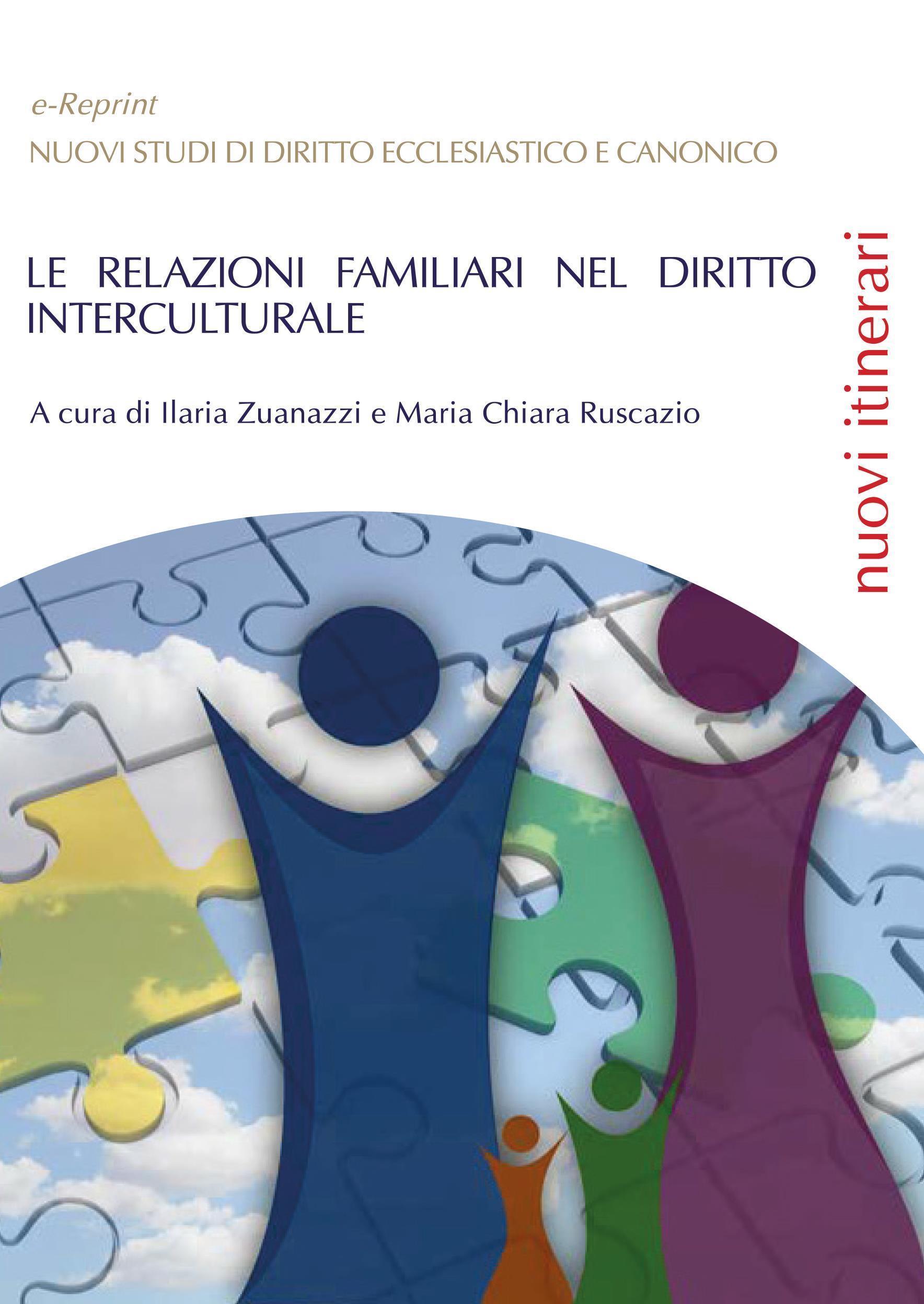 Le relazioni familiari nel diritto interculturale