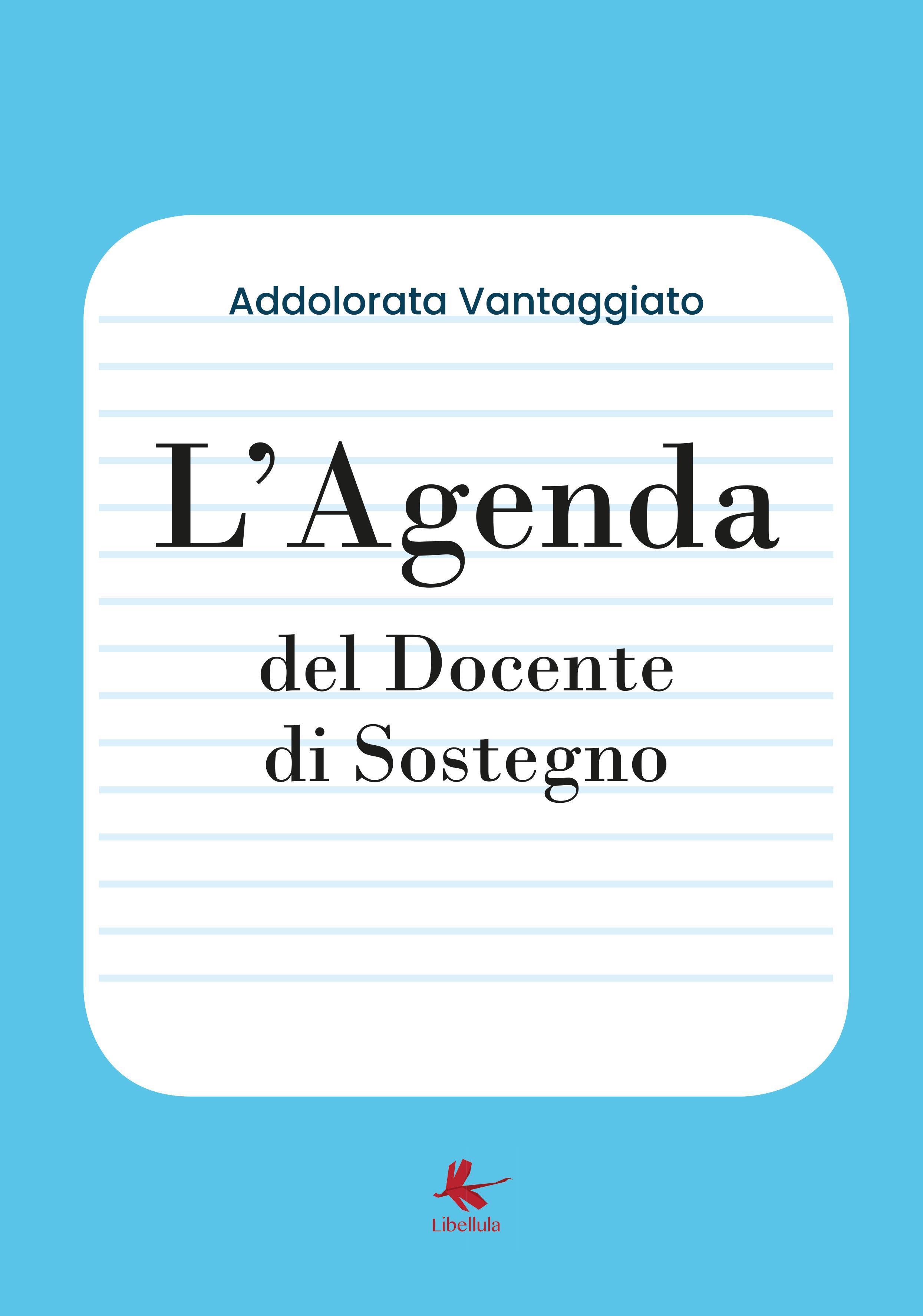 L'Agenda del Docente di Sostegno