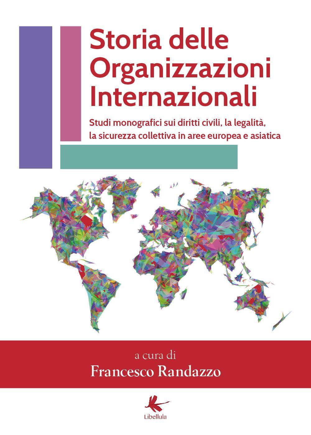 Storia delle organizzazioni internazionali