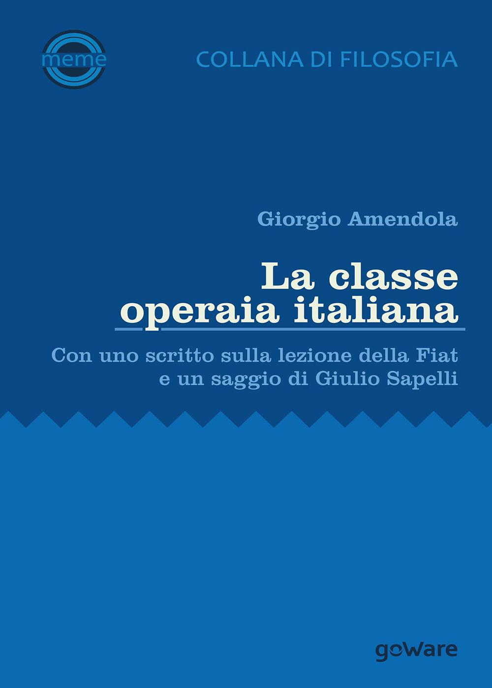 La classe operaia italiana