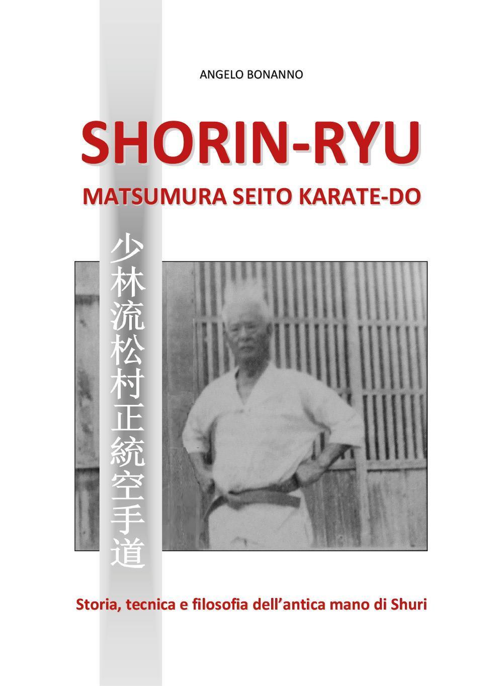 Shorin-ryu matsumura seito karate-do