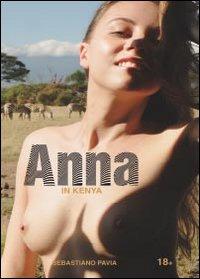 Anna in Kenya