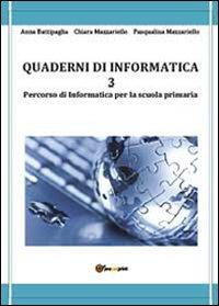 Quaderni di informatica Vol.3