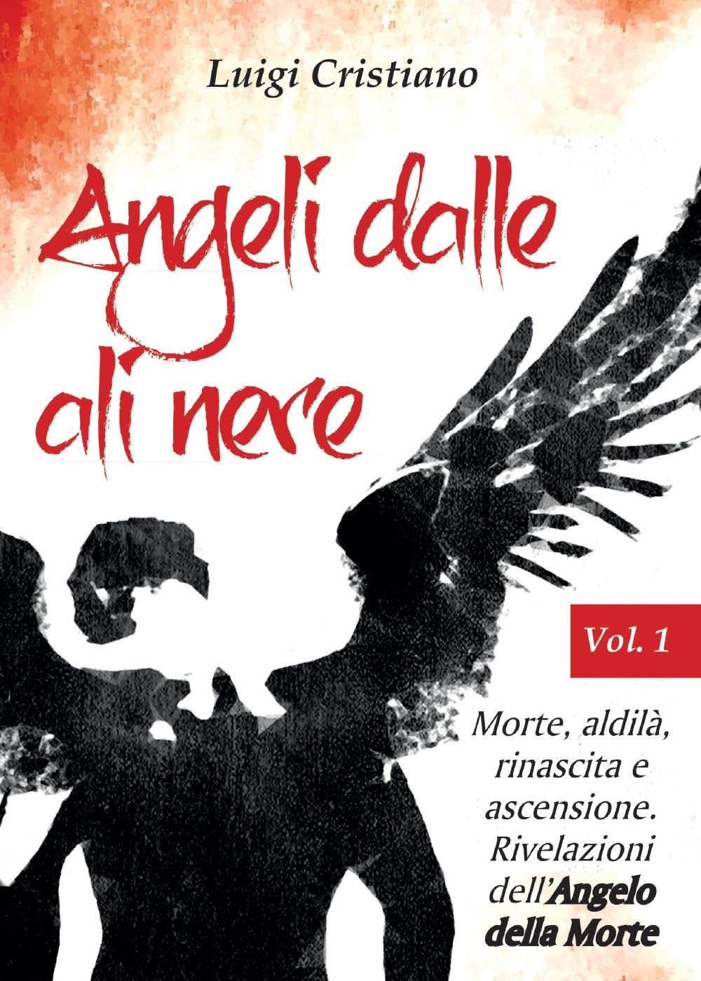 Angeli dalle ali nere. Vol.1 - Morte, aldilà, rinascita e ascensione. Rivelazioni dell'Angelo della Morte