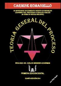 Teoria general del proceso. Con DVD