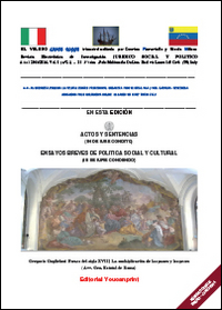 Velero lanse rogge. Marzo 2014 (El). Ediz. italiana e spagnola