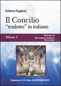 Il concilio «tradotto» in italiano Vol.1