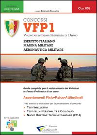 001 | Concorsi VFP1 – Volontari in Ferma Prefissata di 1 anno (TPA)