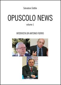 Opuscolo news Vol.1