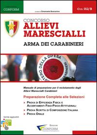 012B   Concorso Allievi Marescialli Arma dei Carabinieri (TPA, Tema, Prova Orale)
