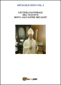 Opuscolo news Vol.3