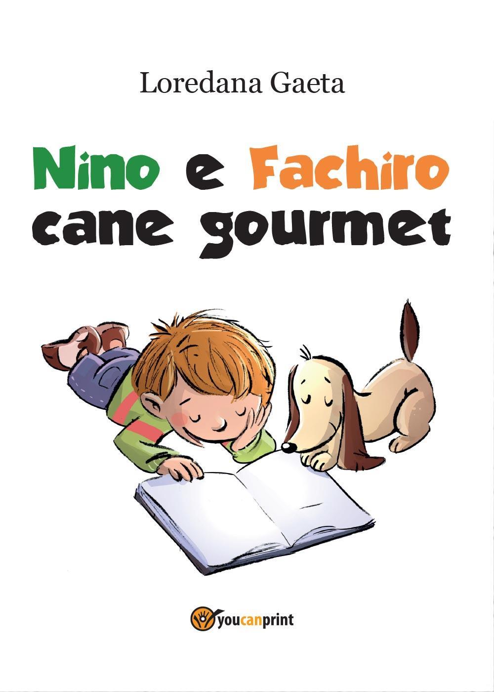 Nino e Fachiro cane gourmet