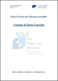 Piano d'azione per l'energia sostenibile. Comune di Santa Venerina