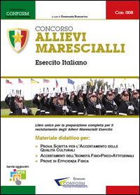 008   Concorso Allievi Marescialli Esercito Italiano (Prova Scritta, TPA)