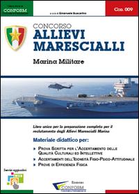 009   Concorso Allievi Marescialli Marina Militare (Prova Scritta, TPA)
