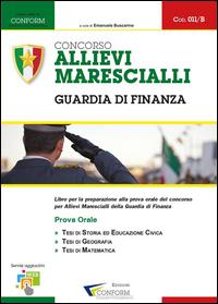 011B   Concorso Allievi Marescialli Guardia di Finanza (Prova Orale)