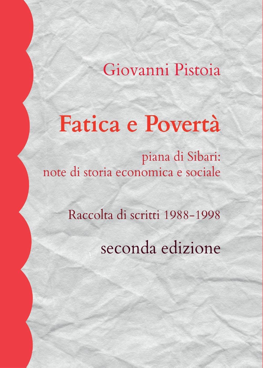 Fatica e Povertà
