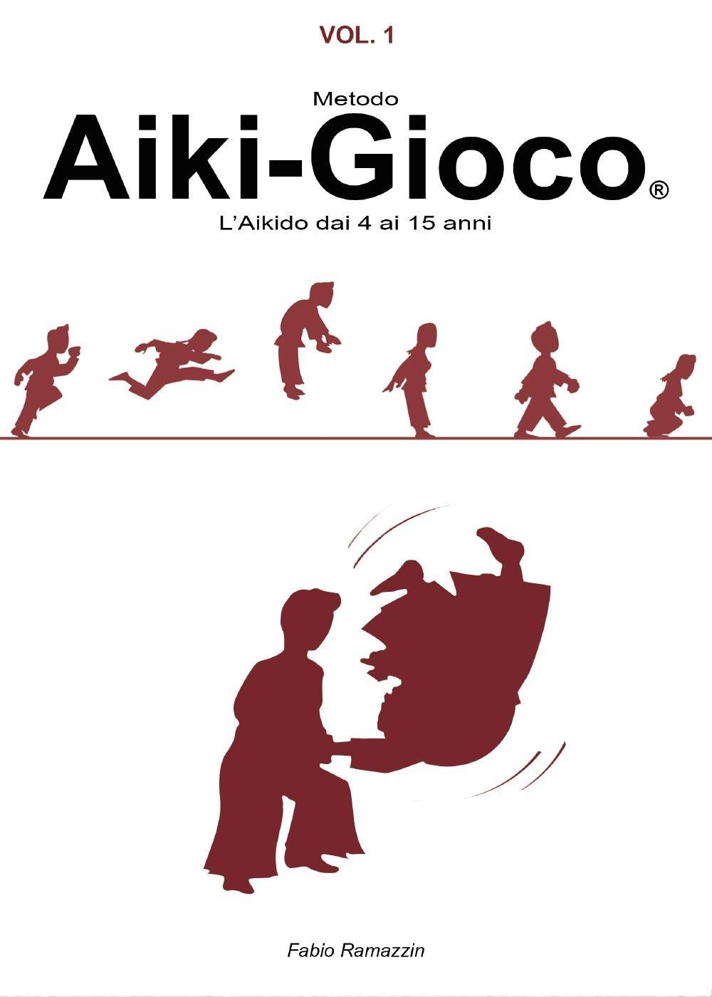 Aiki-Gioco® l'aikido dai 4 ai 15 anni