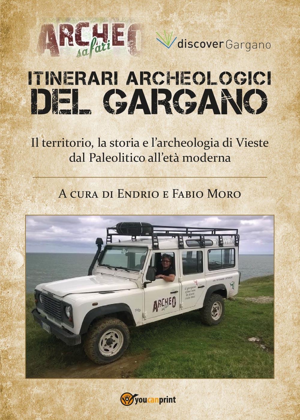Itinerari archeologici del Gargano. Il territorio, la storia e l'archeologia di Vieste dal Paleolitico all'Età Moderna.