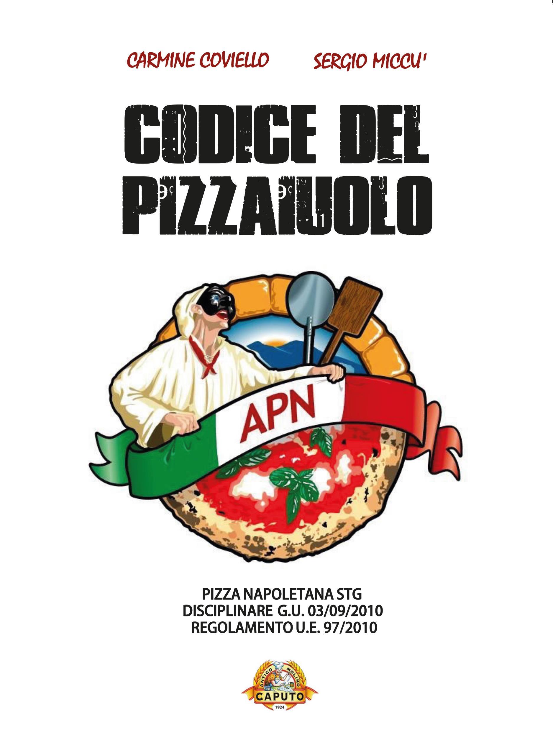 Il codice del pizzaiuolo