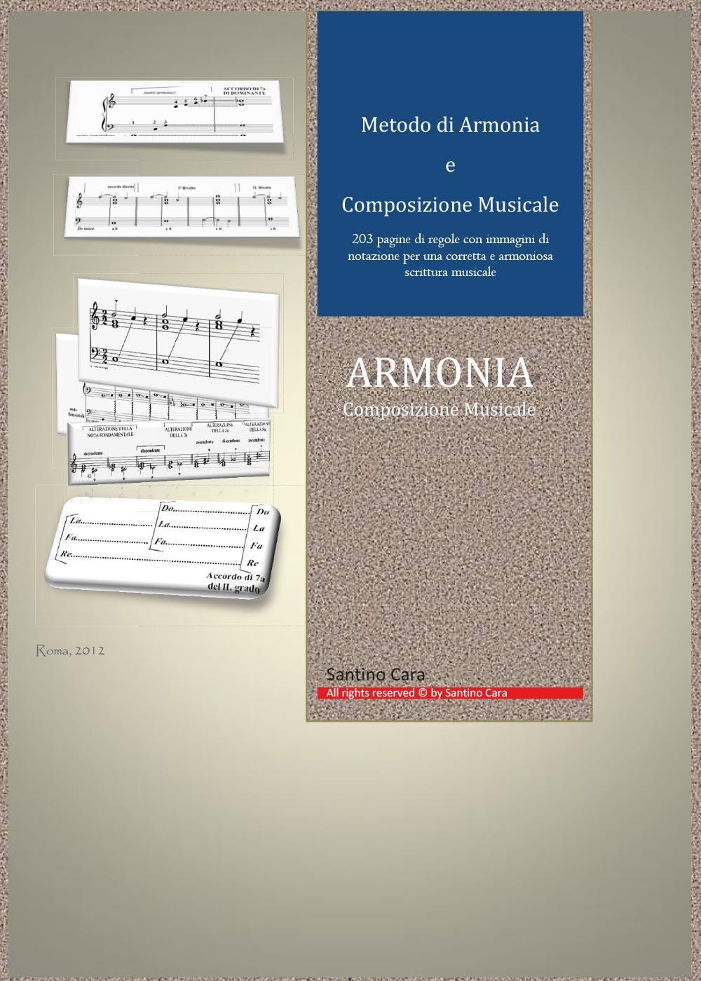 Metodo di Armonia e Composizione Musicale