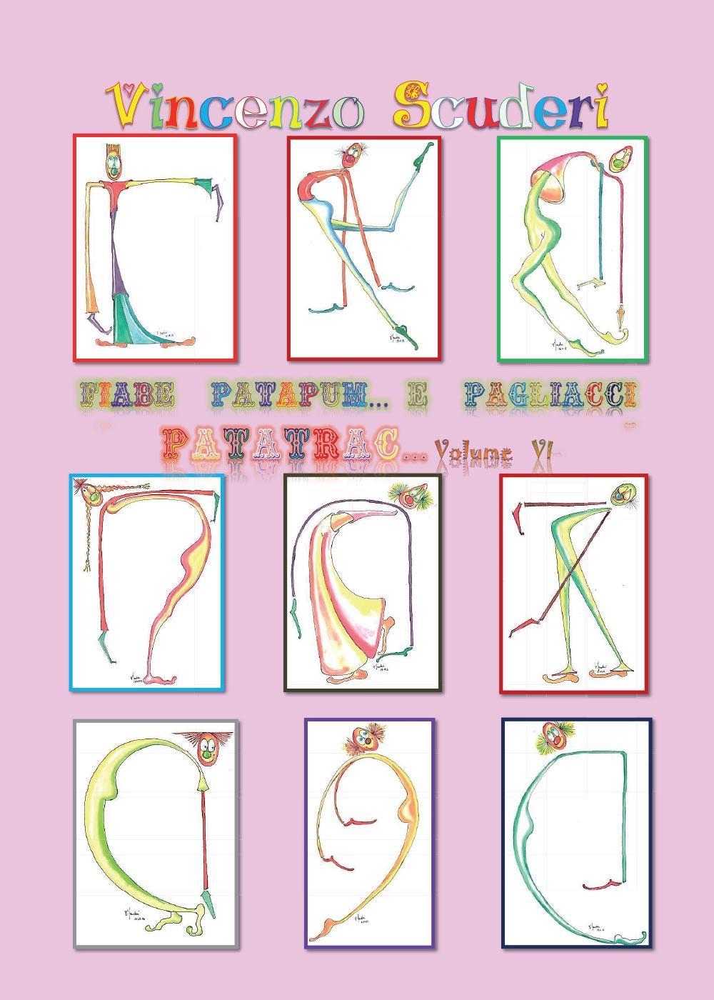 Fiabe Patapum e Pagliacci Patatrac… Volume VI