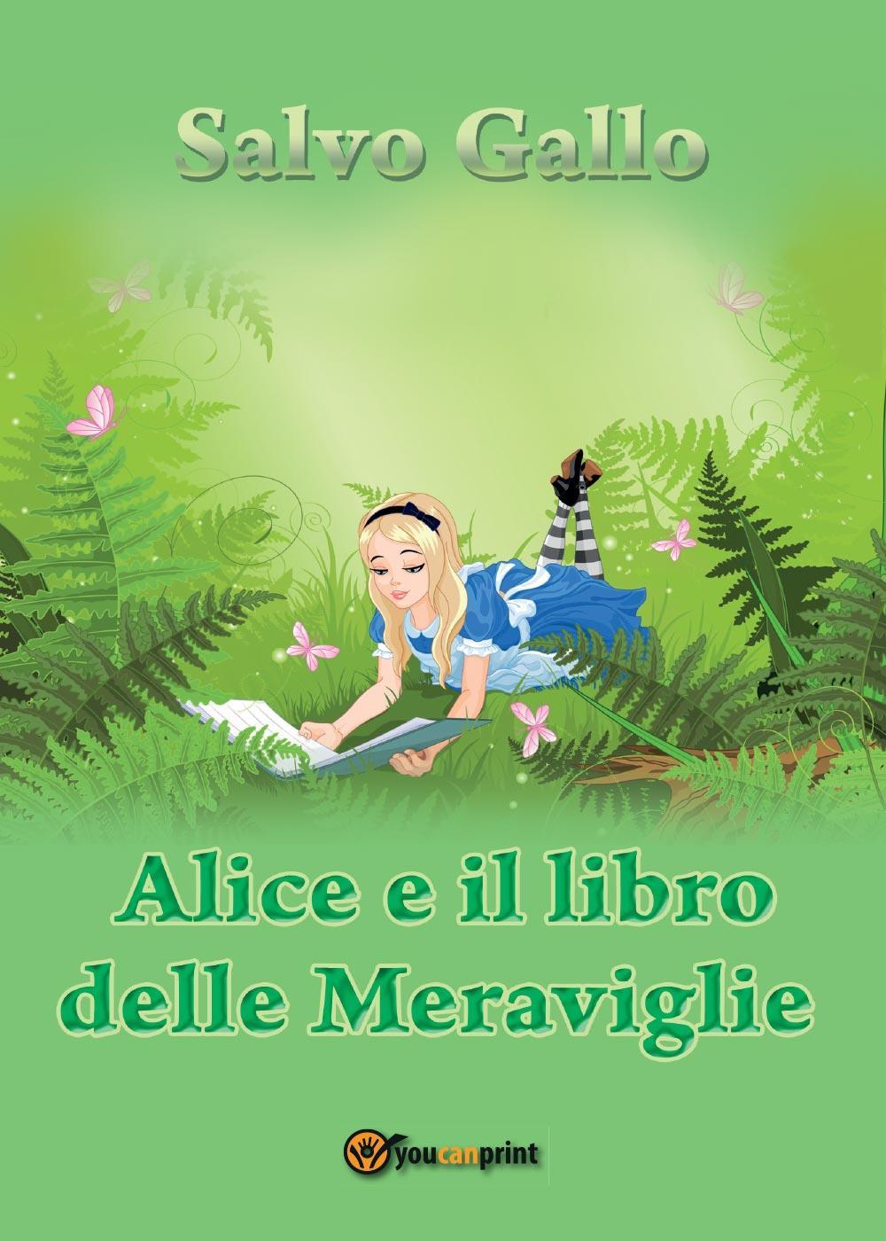 Alice e il libro delle Meraviglie