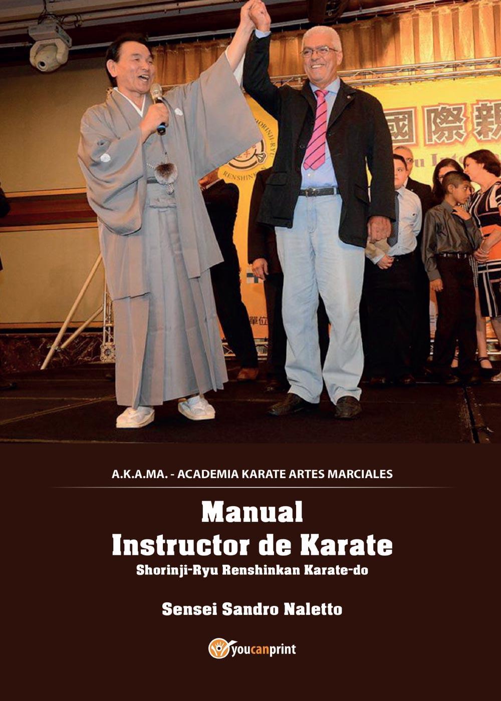 KARATE Shorinji-ryu Renshinkan - versione spagnola