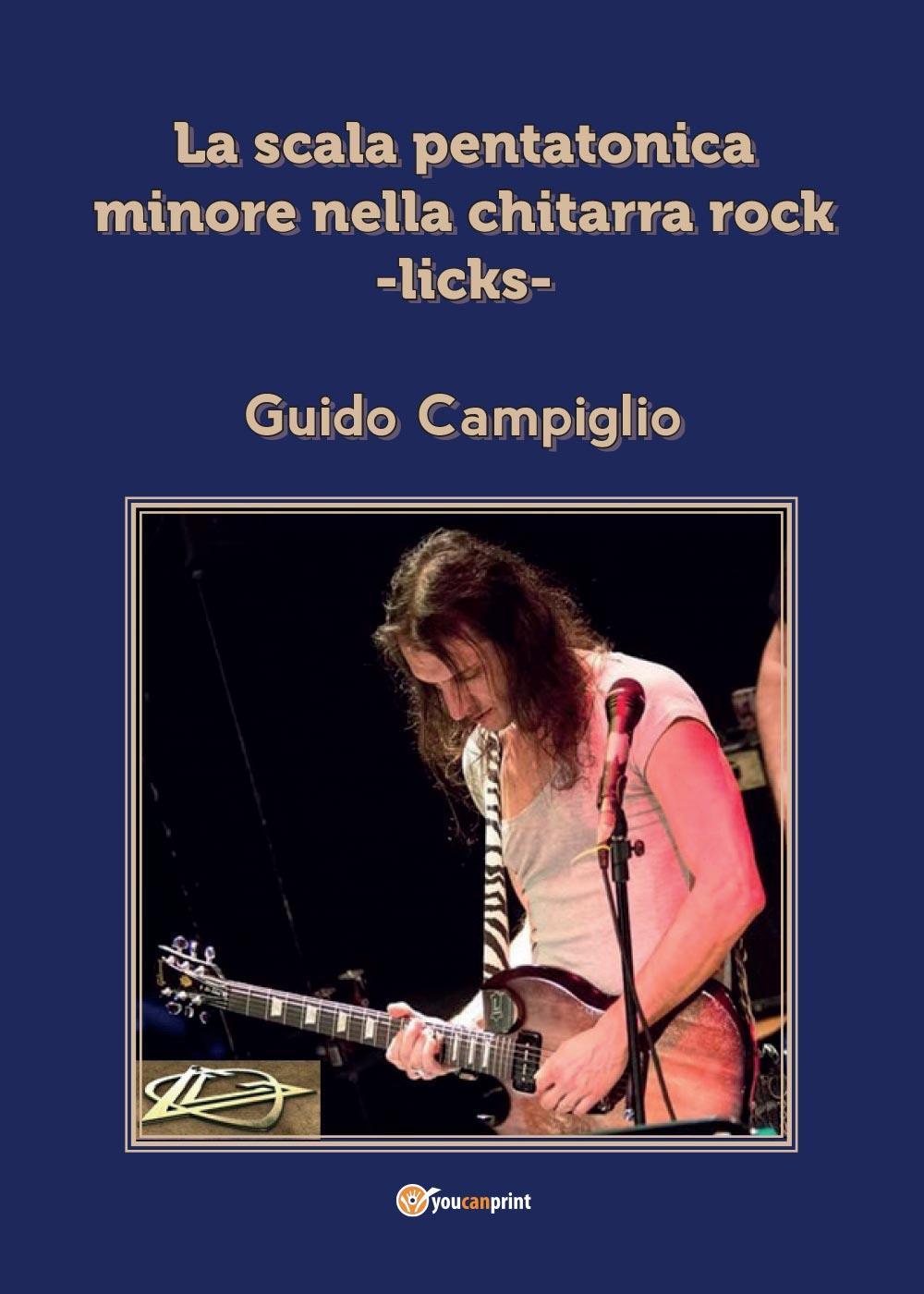 La scala pentatonica minore nella chitarra rock -licks-