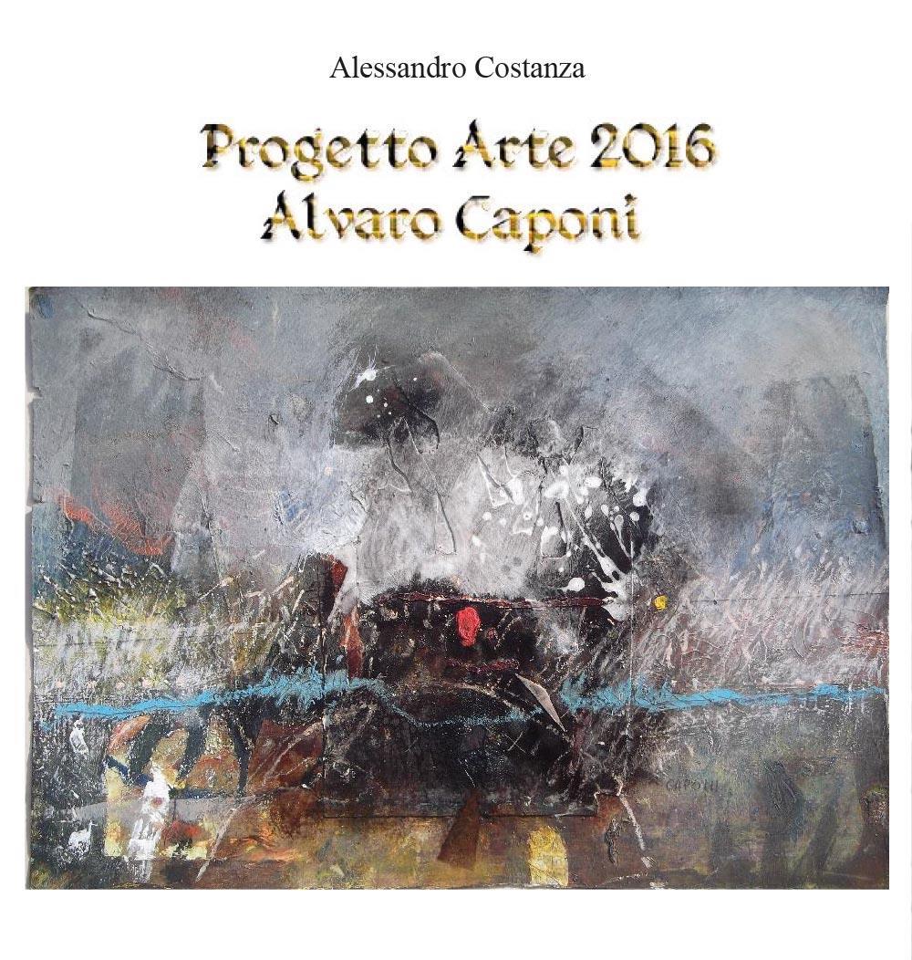 Progetto Arte 2016 - Alvaro Caponi