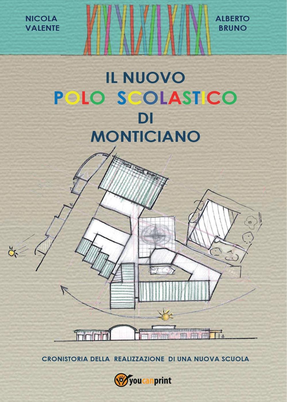 Il nuovo polo scolastico di Monticiano